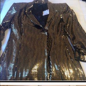 NWT size Large Zara sequence blazer/dress